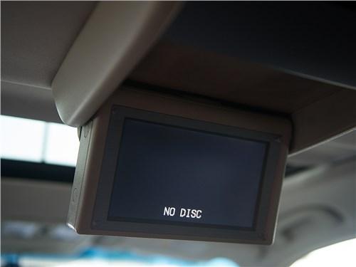 Infiniti FX 2006 монитор