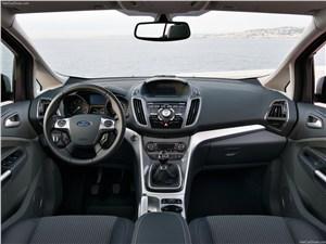 Удобно и практично (Ford Focus C-Max, Opel Zafira, VW Touran) C-Max -