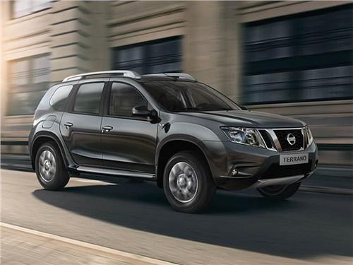 Nissan начал продажи обновленного Terrano в России