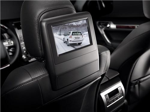 Lexus GX 2014 монитор