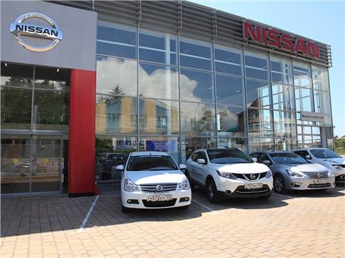 Новость про Nissan - Nissan намерен сохранить свои позиции на российском рынке