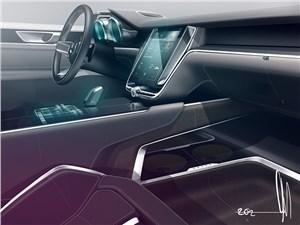 Предпросмотр volvo coupe концепт 2013 интерьер фото 8