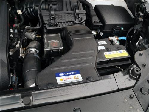 Hyundai Santa Fe 2015 аккумулятор