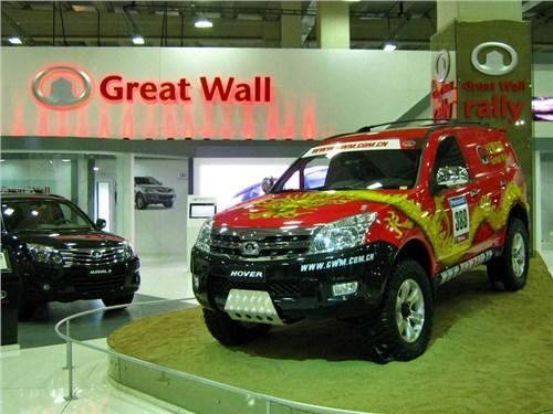 Марка Hover от Great Wall покидает российский рынок