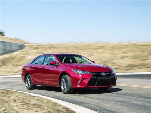 Новость про Toyota Camry - Toyota Camry
