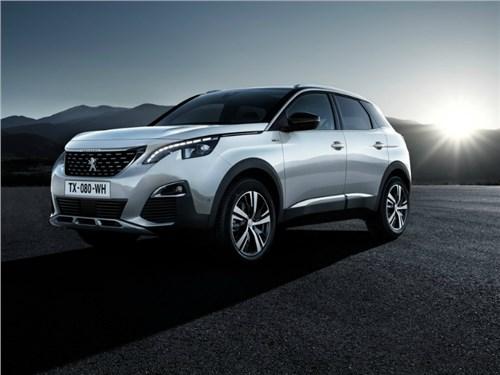 Peugeot назвал дату выхода нового «3008-ого» на российский рынок