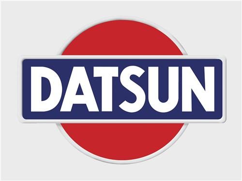 Логотип Datsun