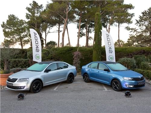 Skoda Rapid в версии Monte Carlo