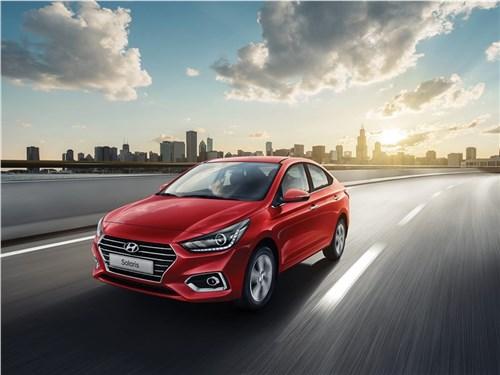 Новость про Hyundai Solaris - Hyundai назвал российские цены своего бестселлера