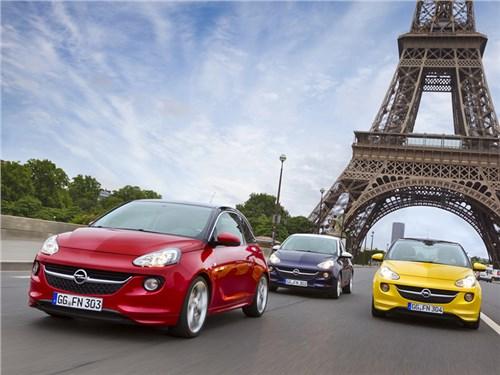 Новость про Opel - Опель принимает французское гражданство