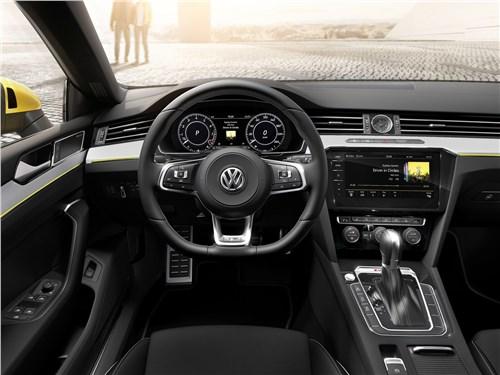 Volkswagen Arteon 2018 салон