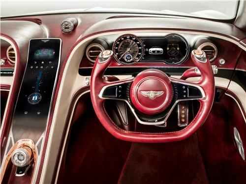 Предпросмотр bentley exp 12 speed 6e concept 2017 водительское место
