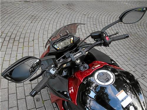 Suzuki GSX-S1000F ABS руль