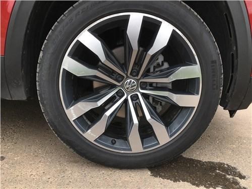 Volkswagen Teramont 2018 колесо