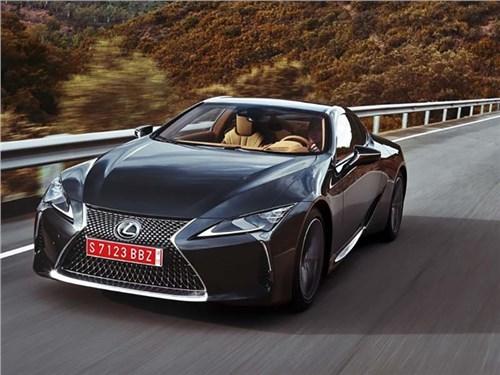 В России обнаружили пожароопасные Lexus