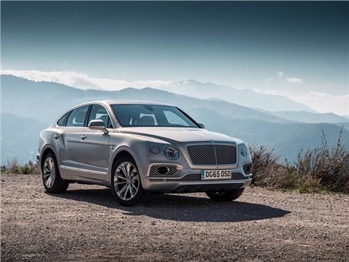 Bentley Bentayga обзаведется версией Sport