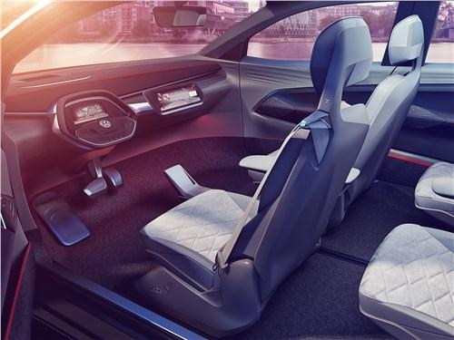 Предпросмотр volkswagen id crozz concept 2017 салон