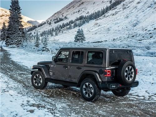 Jeep Gladiator станет гибридом