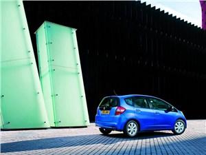 Большое в малом (Ford Fusion,Nissan Note,Opel Meriva,Honda Jazz) Jazz -