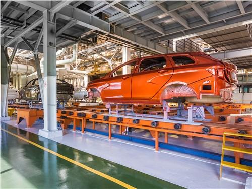 Качество тольяттинских автомобилей начинается с конвейера