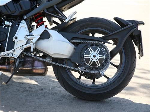 Honda CB1000R Neo Sports Cafe заднее колесо