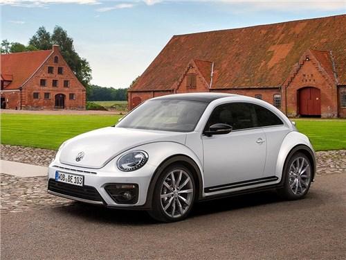 Новость про Volkswagen Beetle - Volkswagen Beetle 2017