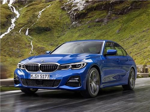 Стали известны российские цены 3-й серии BMW