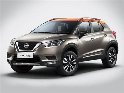 Новость про Nissan Kicks - Nissan Kicks 2019