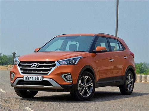 Hyundai Creta получит семиместную версию
