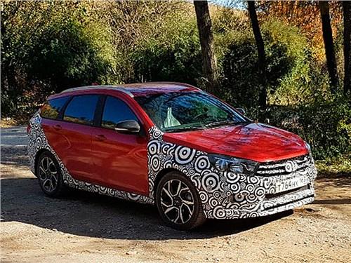 Новость про Lada - АвтоВаз получил сертификаты на спортивные Весты