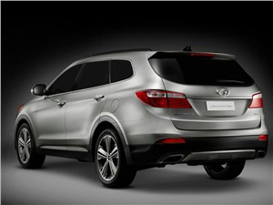 Hyundai Santa Fe -
