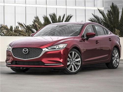Обновленная Mazda 6. Мощности больше - стоит дороже