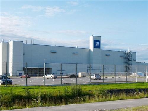 Завод GM в Петербурге – сделка состоялась