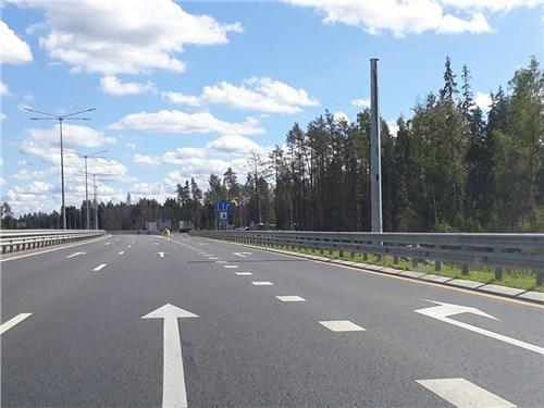 Запуск платной трассы М11 перенесён на осень следующего года