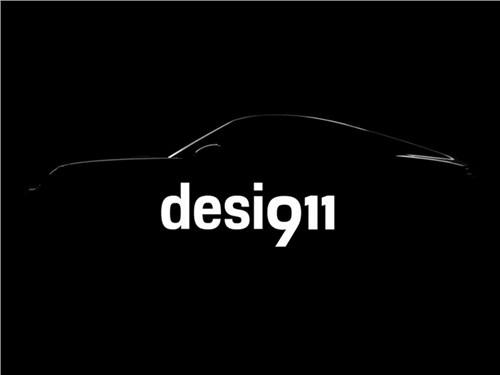 Новость про Porsche - Porsche 911
