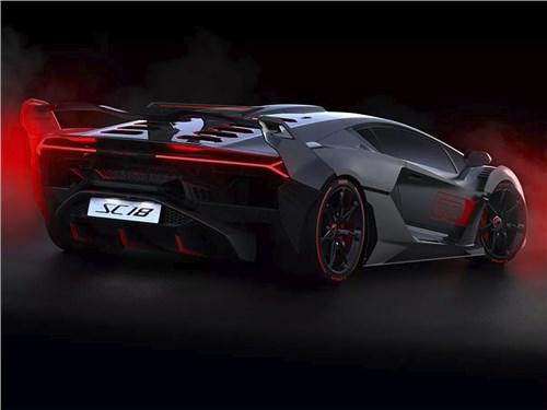 Lamborghini сделала эксклюзивный суперкар SC18