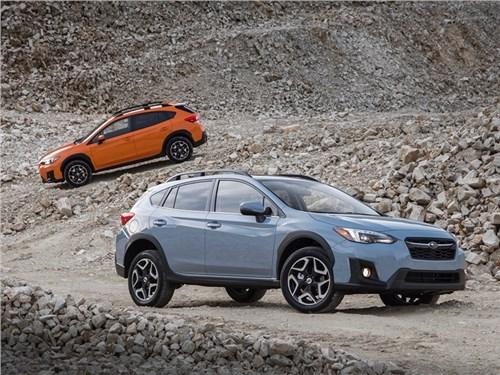 Subaru показала подзаряжаемый гибрид