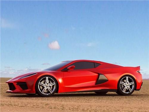 Новость про Chevrolet Corvette - Среднемоторному «Корвету» перекрыли путь