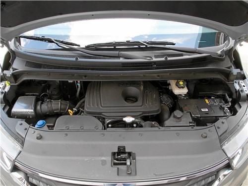 Предпросмотр hyundai н-1 2018 двигатель