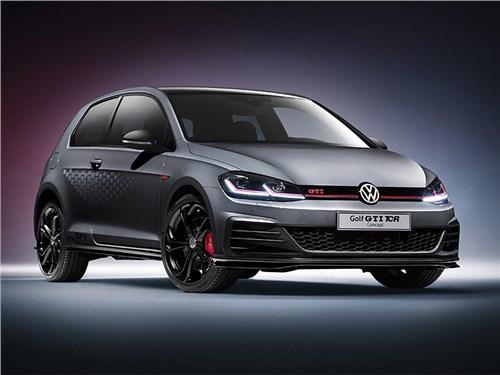 Volkswagen построили заряженный Golf GTI