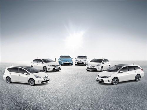 Новость про Toyota - Японский каршеринг от производителя