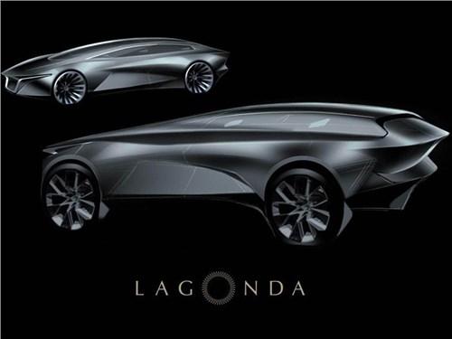 Новость про Aston Martin Lagonda - Женевская Лагонда