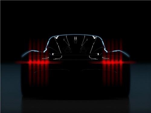 Новость про Aston Martin - Aston Martin Project 003