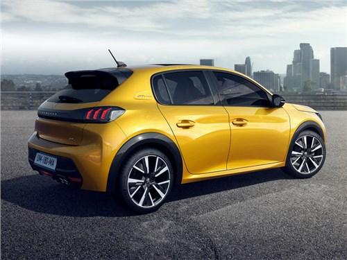 Новость про Peugeot 208 - Peugeot 208 2020