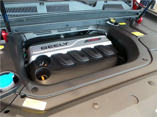 Новость про Geely Atlas - двигатель 1.8 TD для Geely Atlas