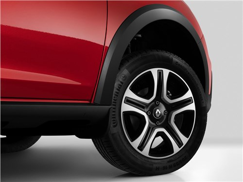 Предпросмотр renault sandero stepway 2018 переднее колесо