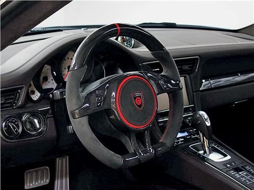 Gemballa | Porsche 911 Turbo S салон