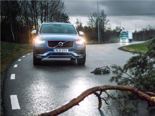 Volvo не даст пьяным водителям управлять автомобилем