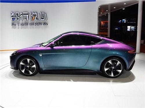 В Шанхае представили китайский Porsche