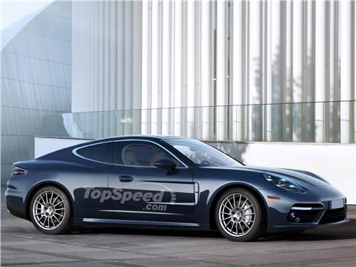 Porsche Panamera превратится в купе и кабриолет
